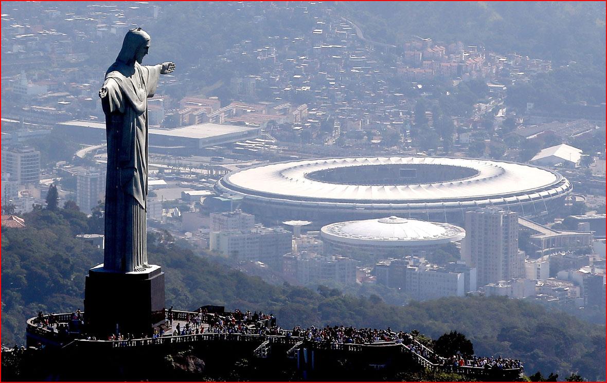 Рио встречает Олимпиаду 2016  (гей блюсик 13872)