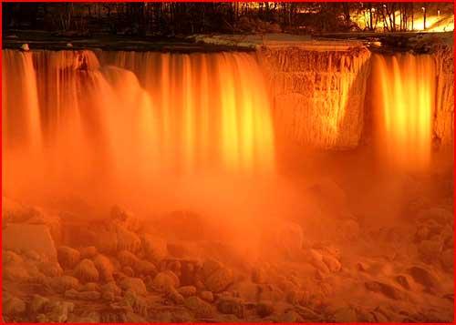 Зима на Ниагарском водопаде  (гей блюсик 1391)
