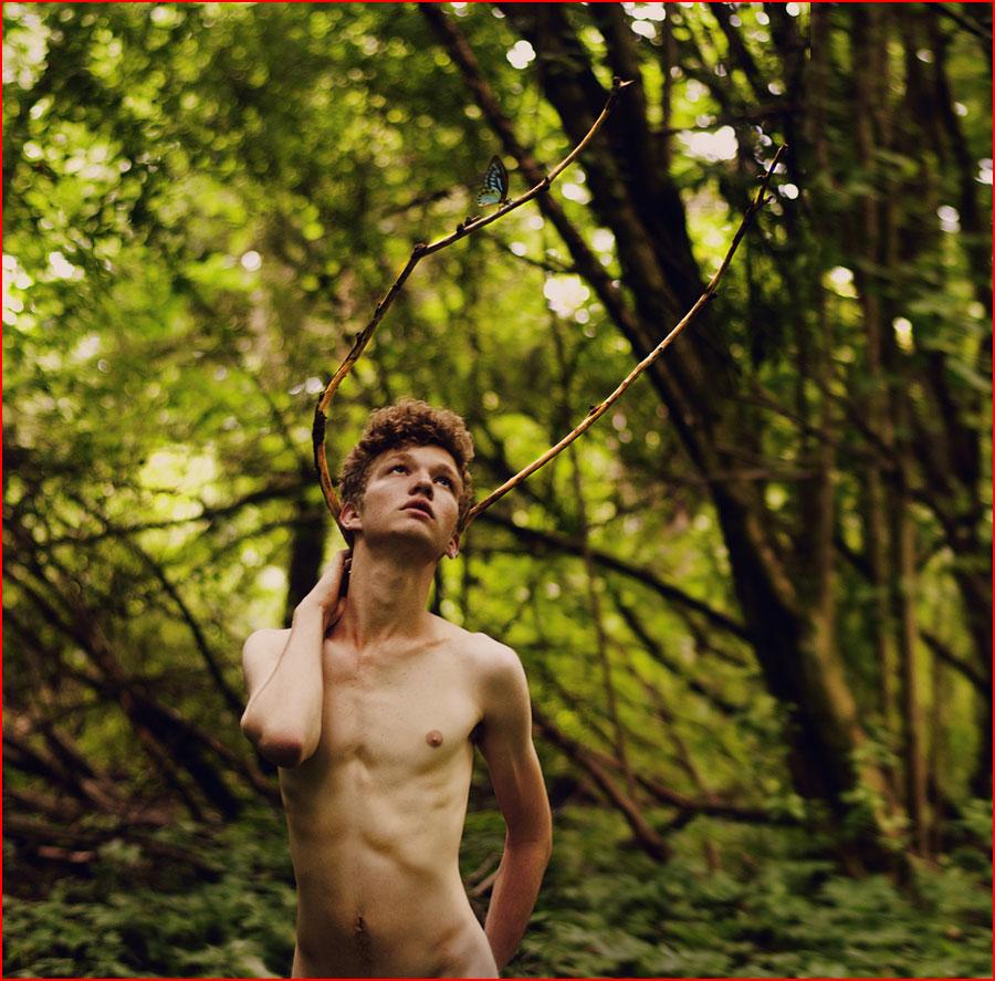 Эротические фантазии фотохудожников  (гей блюсик 14139)