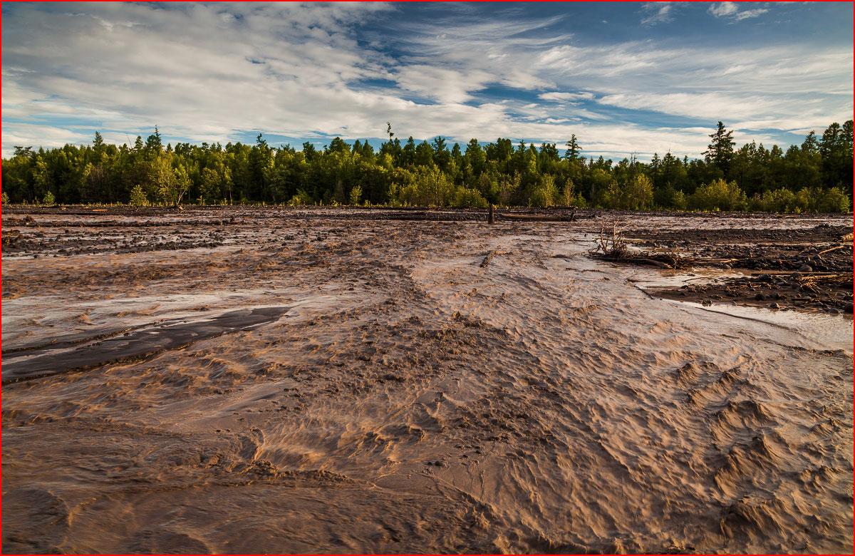 Камчатка. Река Студеная  (гей блюсик 14223)