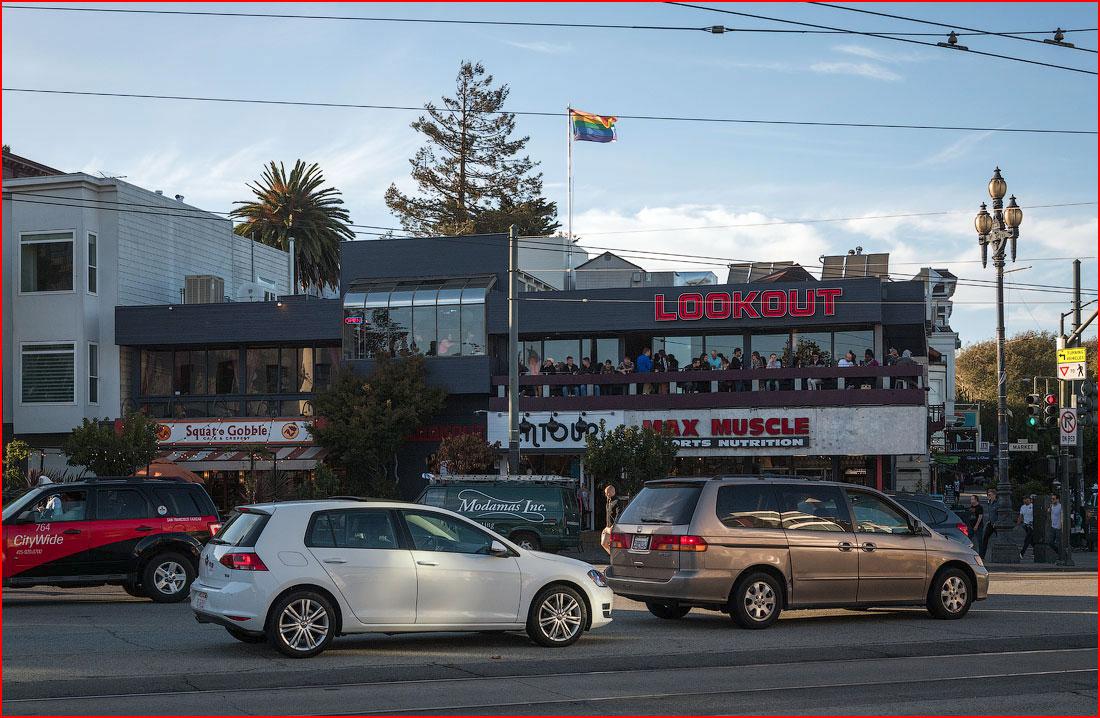 Сан-Франциско: трамваи и радужные флаги