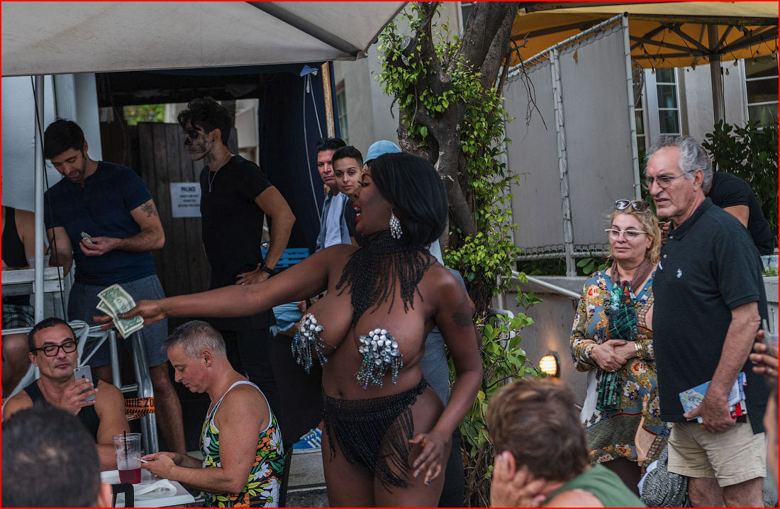 Прогулка по Майами  (гей блюсик 14323)