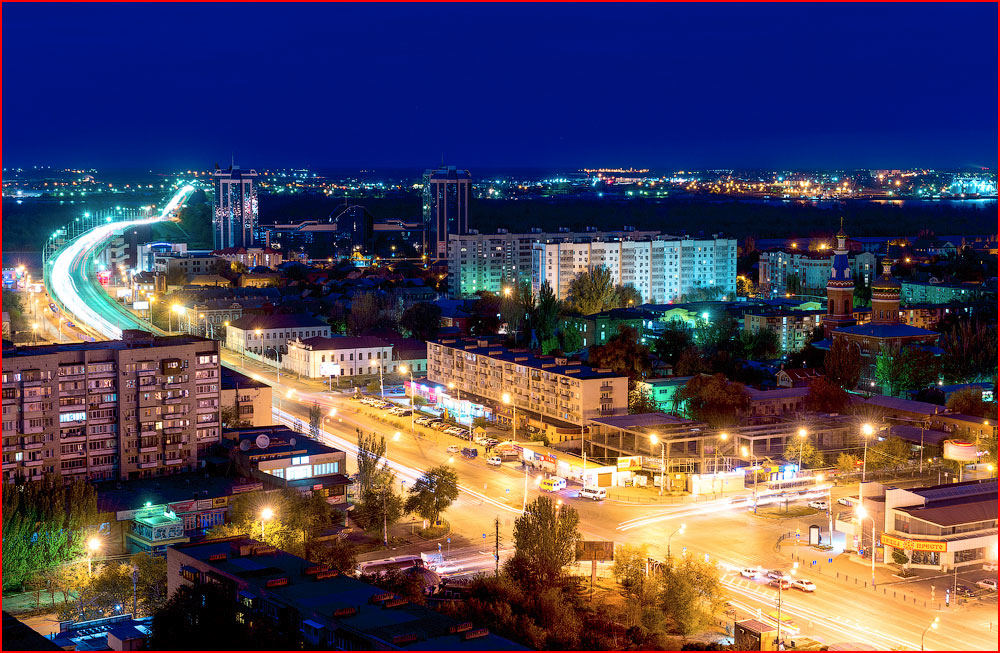 Астрахань: «жемчужина» Поволжья
