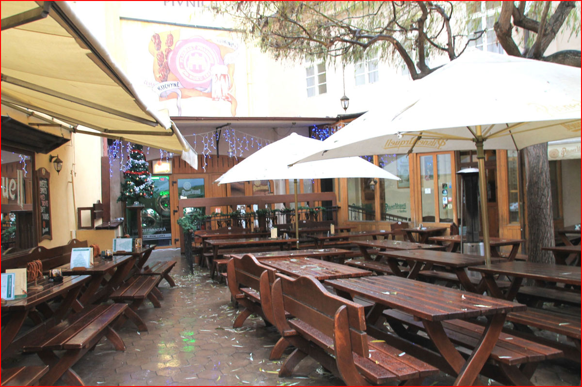 Прага после праздников  (гей блюсик 14479)