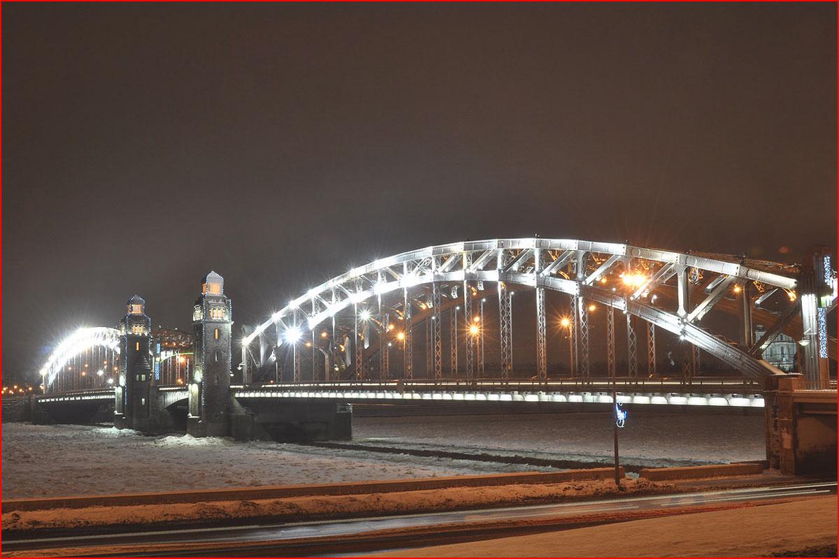 Новогодний Санкт-Петербург. Фотозарисовка  (гей блюсик 14483)