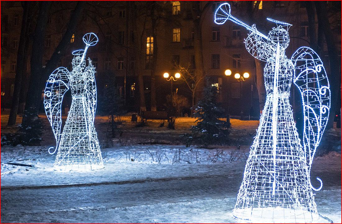 Новогодний Киев  (гей блюсик 14501)