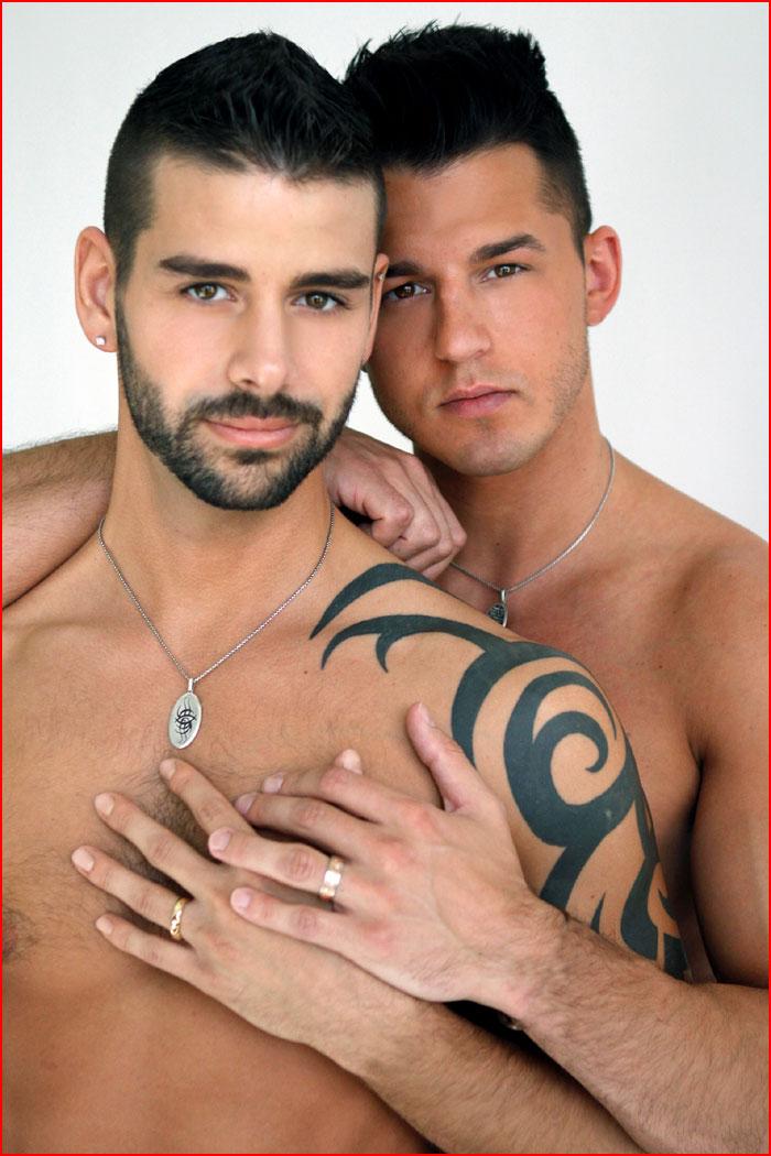 Влюблённые  (гей блюсик 14504)