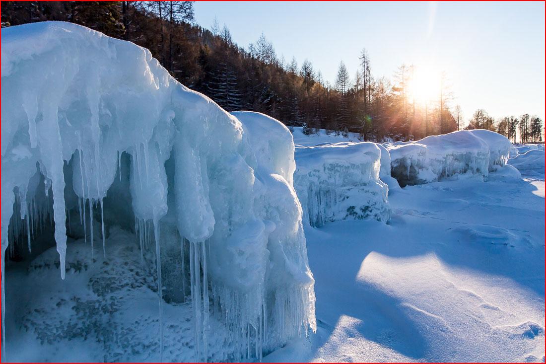 Ледяные гроты Байкала  (гей блюсик 14575)