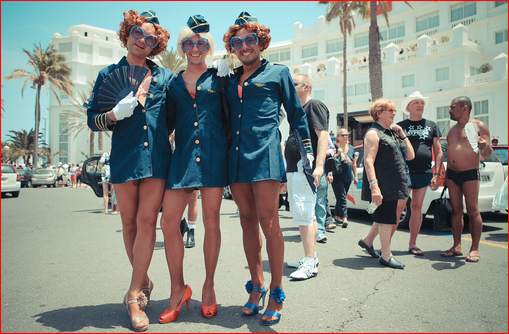 Гей-парад на Канарах