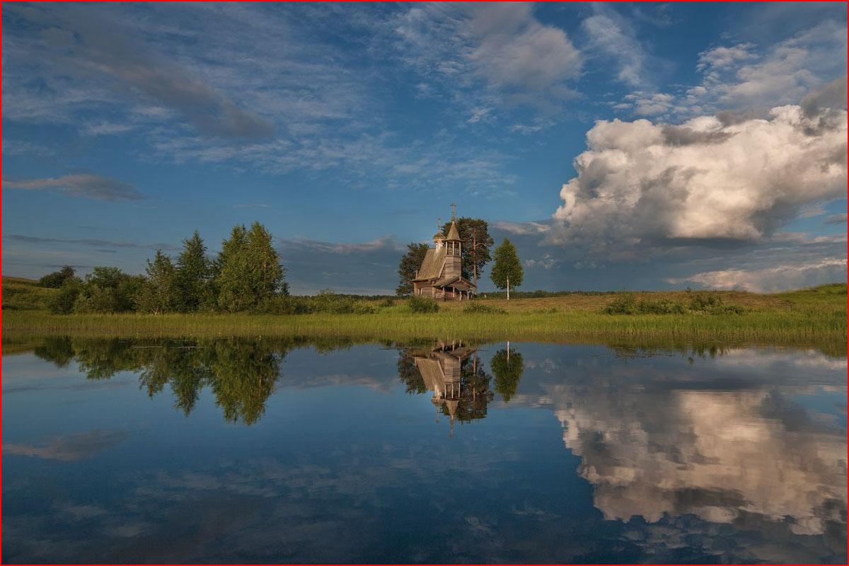 Прекрасные фотографии пейзажей Виталия Истомина  (гей блюсик 14675)