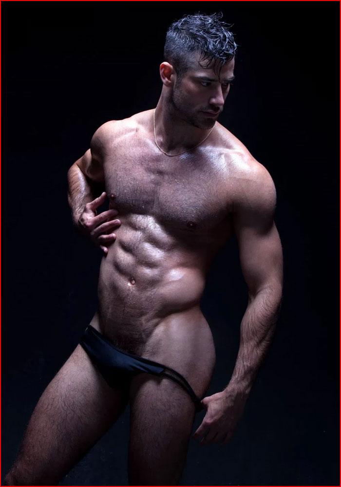 Фотомодель Jonathan Guijarro  (гей блюсик 15022)