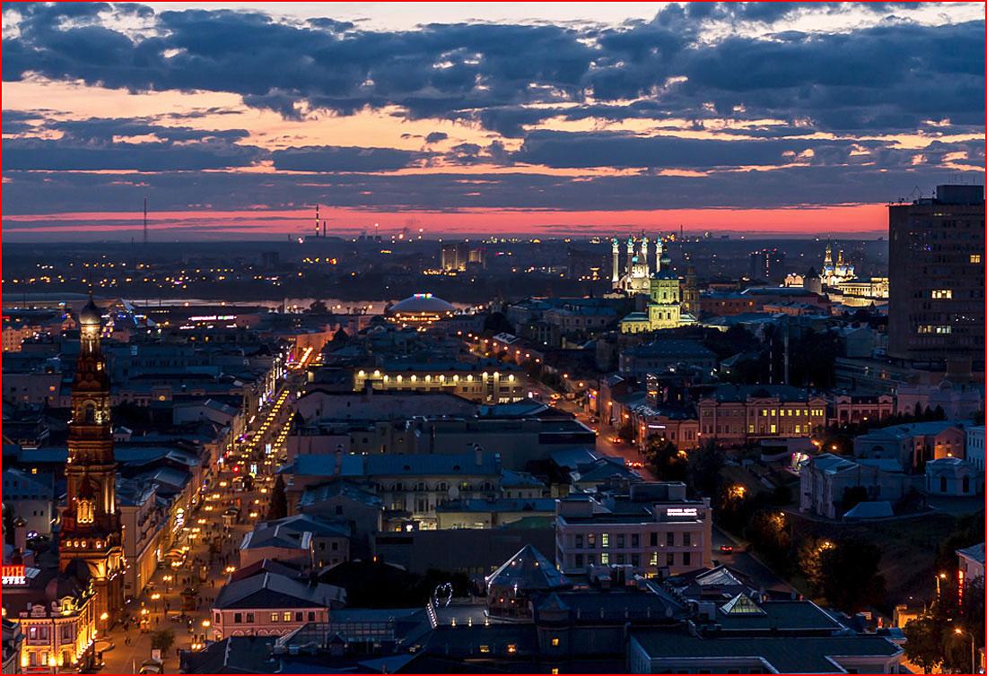 Прогулка по Казани. Фотозарисовка  (гей блюсик 15059)