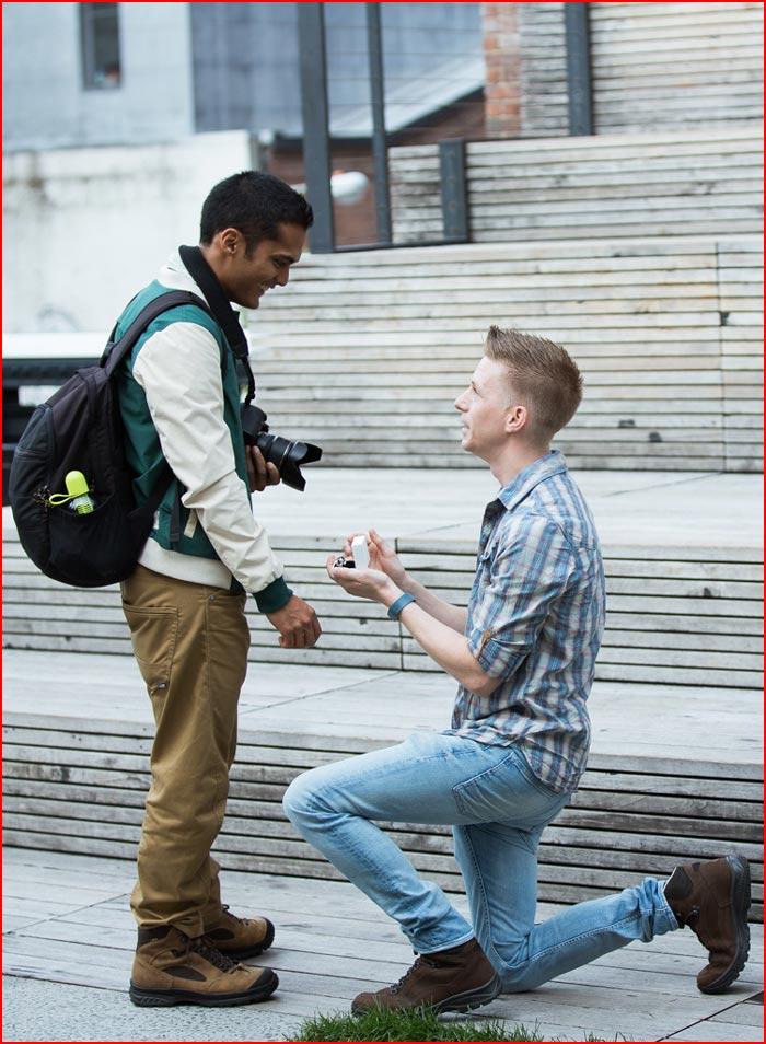 Прошу твоей руки  (гей блюсик 15135)