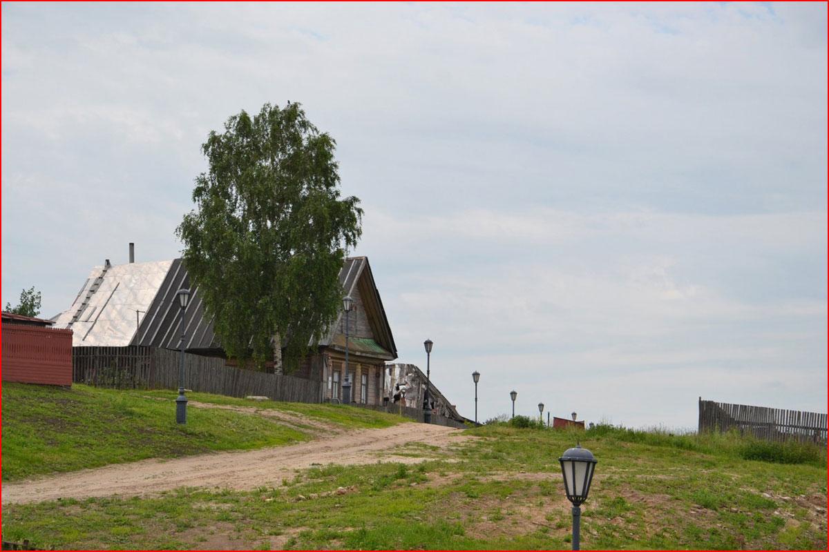 Хорошо в деревне летом  (гей блюсик 15143)