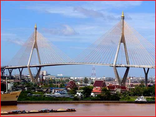 Супермост в Бангкоке  (гей блюсик 1531)