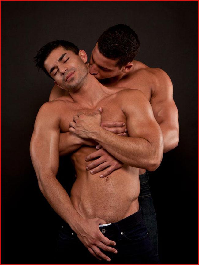 В объятиях страсти  (гей блюсик 15326)