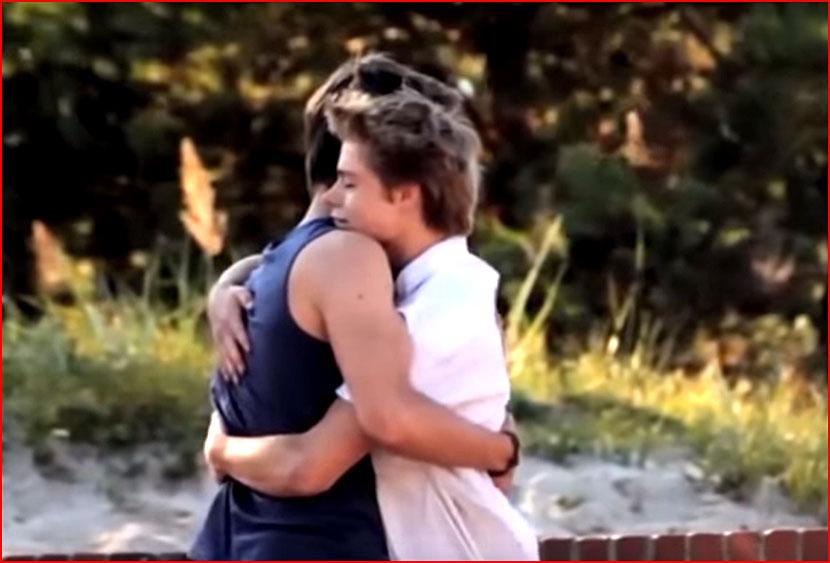 Matthieu & Jan (видео)  (гей блюсик 15360)
