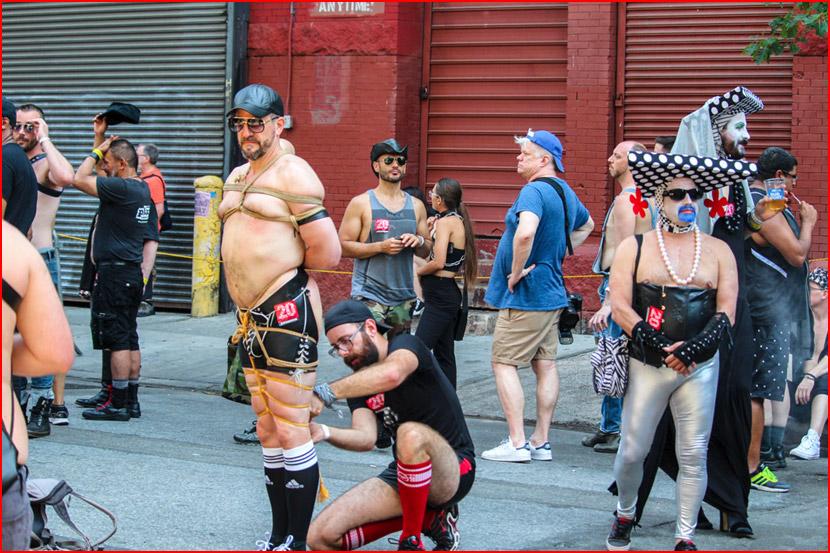 Праздник сексуальной свободы в США