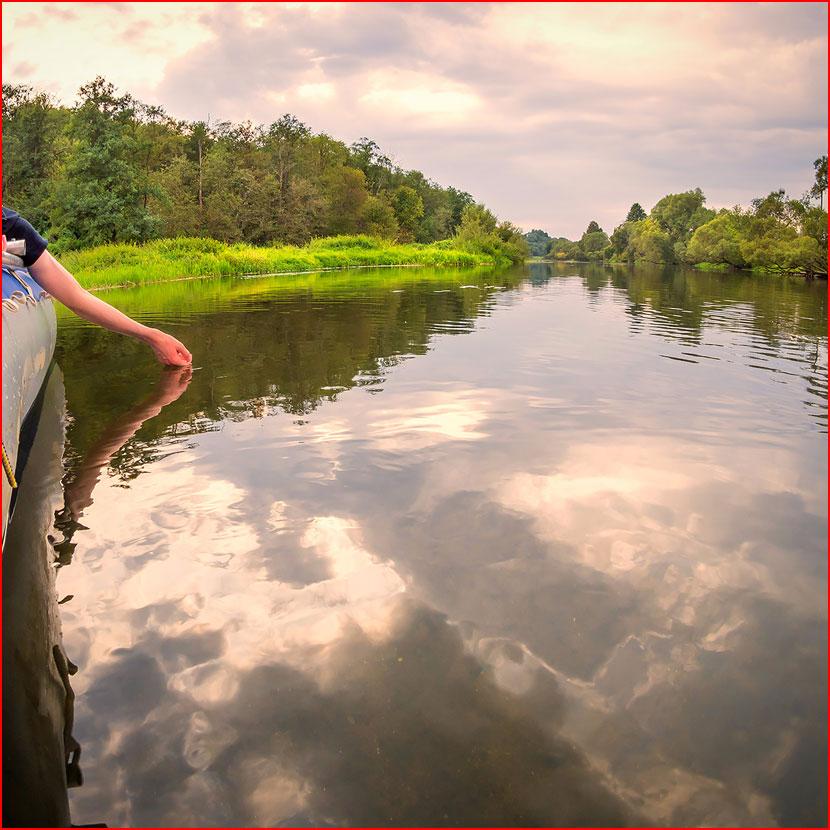 Путешествие по Калужской Амазонии  (гей блюсик 15503)
