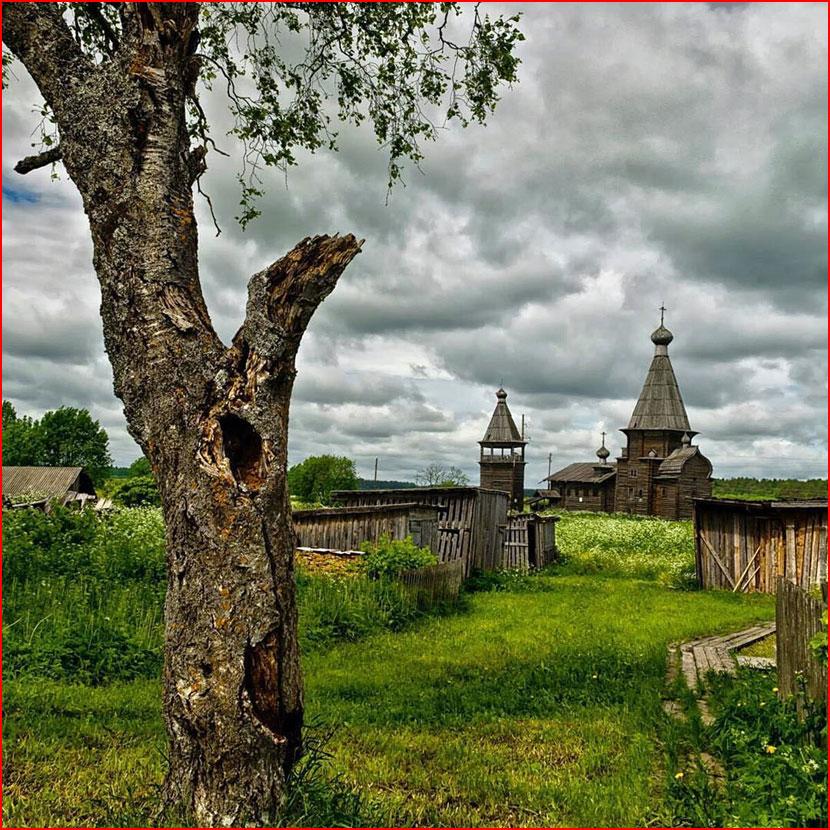 Вот моя деревня  (гей блюсик 15519)