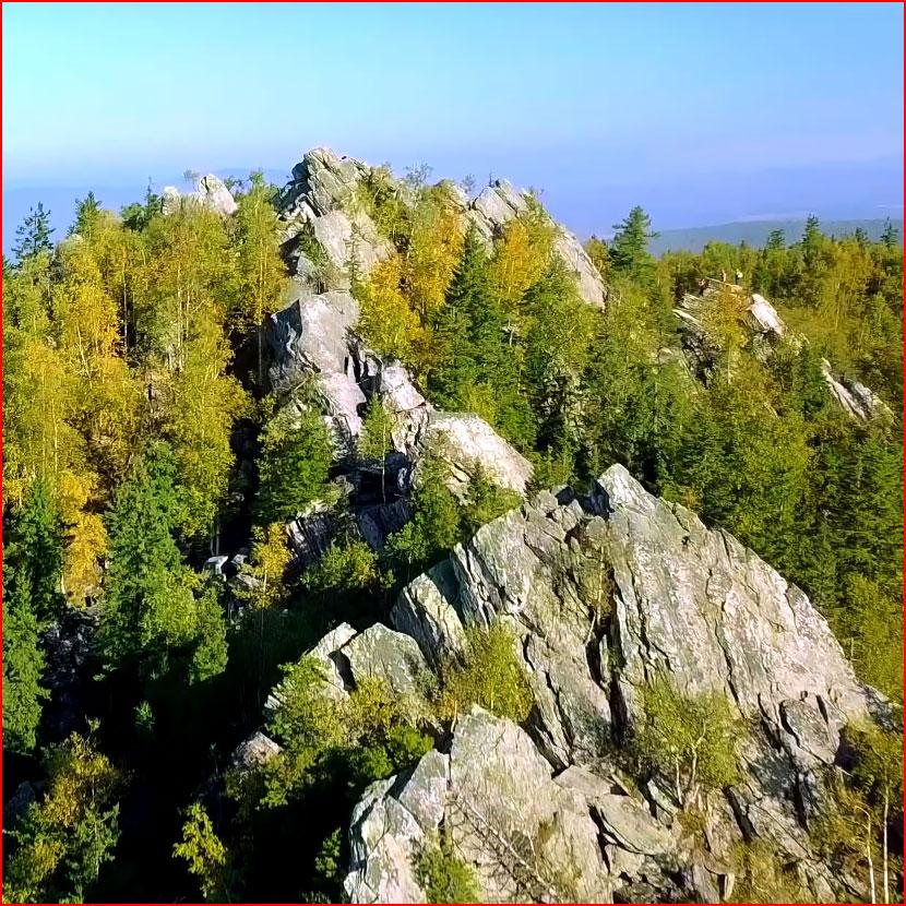Осень в парке «Таганай»  (гей блюсик 15528)