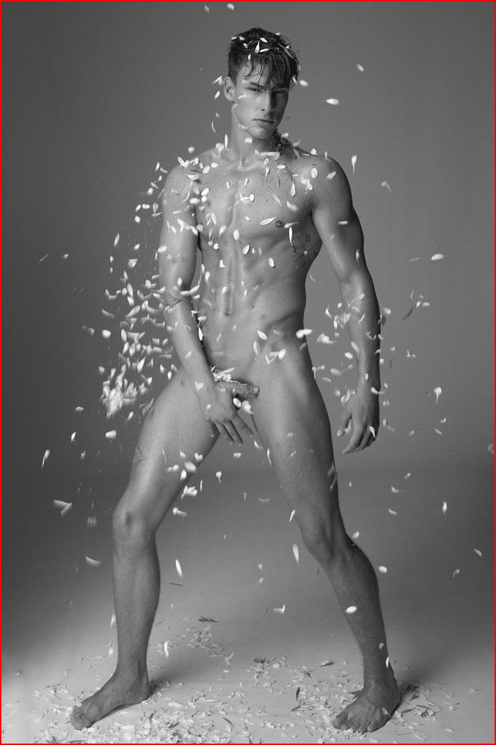 Фотомодель  Justin Petzschke  (гей блюсик 15547)