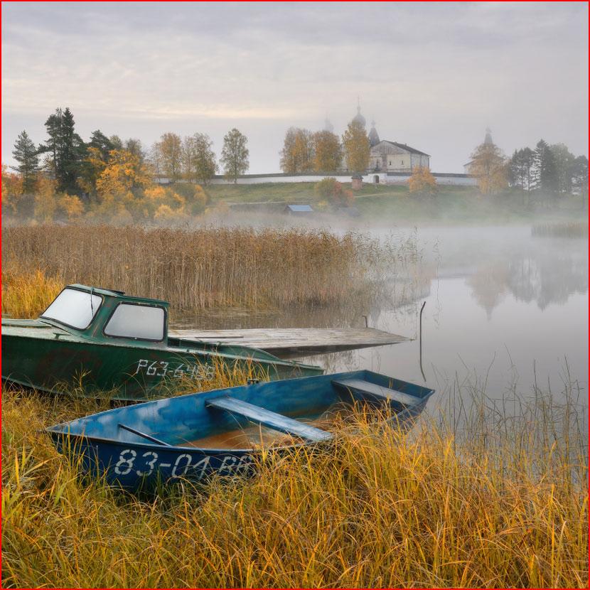 Осень в провинции  (гей блюсик 15555)