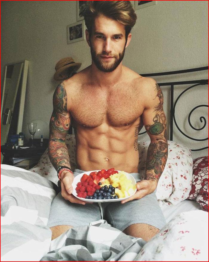 Кто ко мне на десерт?  (гей блюсик 15570)