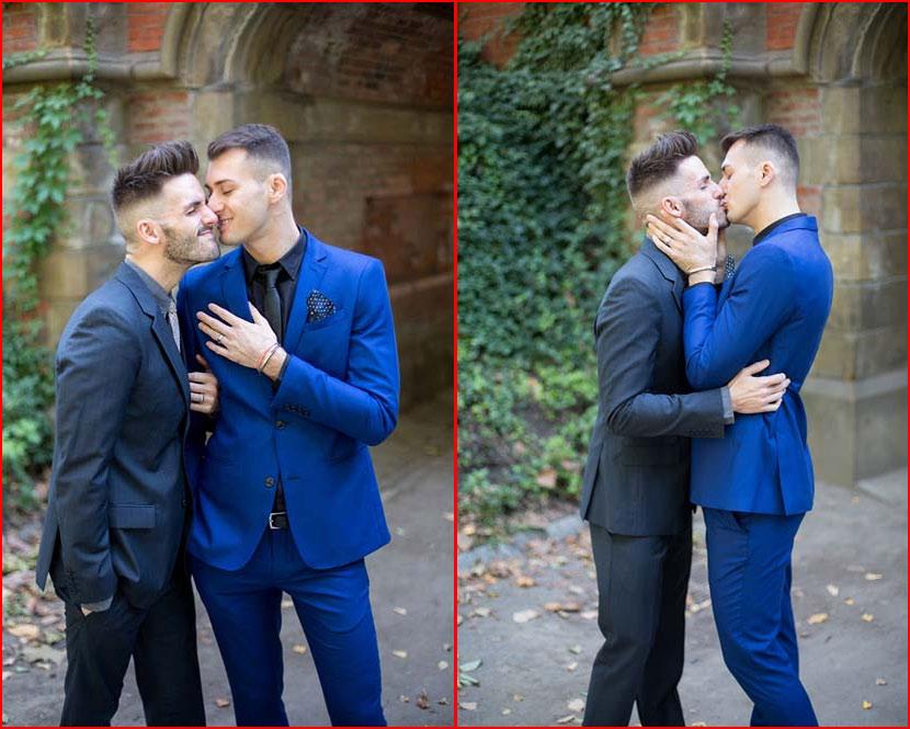 Лучио и Джоуи  (гей блюсик 15587)