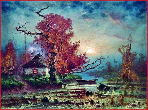 Прибалтийские пейзажи  (гей блюсик 1559)