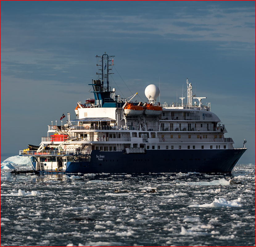 Круиз в Гренландию. Фотозарисовка  (гей блюсик 15719)