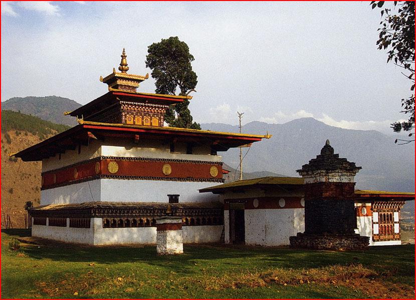 Настенная живопись Бутана  (гей блюсик 15727)