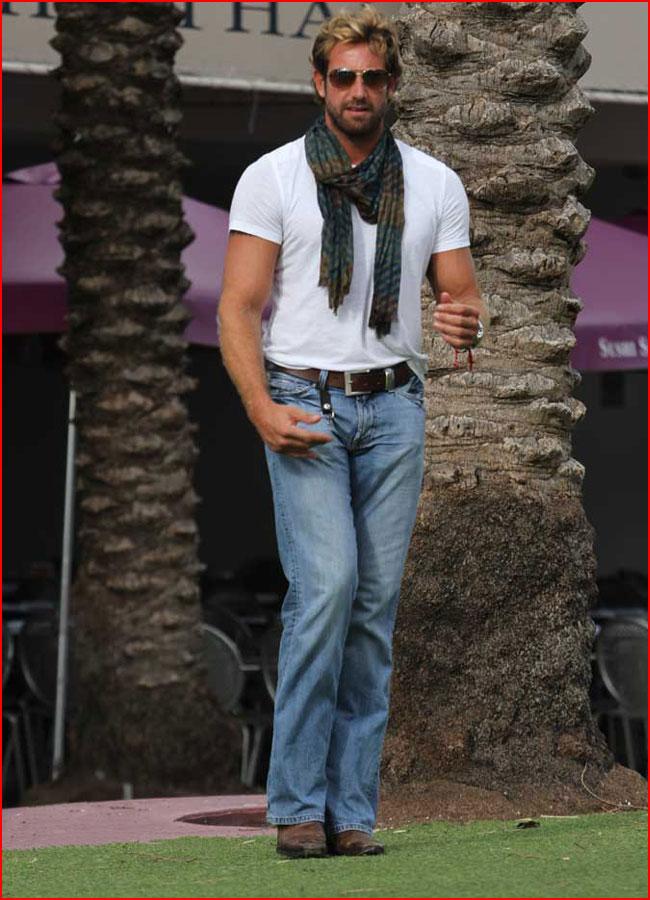 Актёр, модель и певец Габриэль Сото