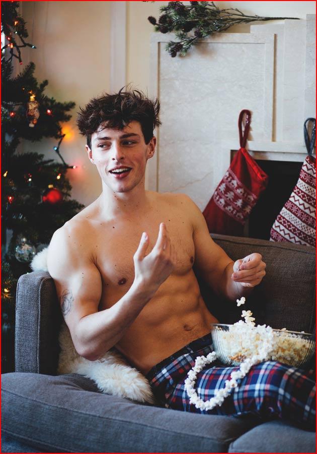 Новогоднее настроение  (гей блюсик 15919)