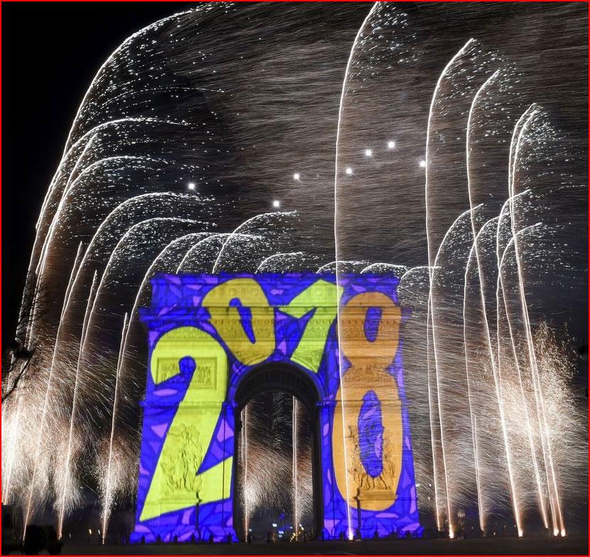 Встреча Нового года 2018  (гей блюсик 15931)