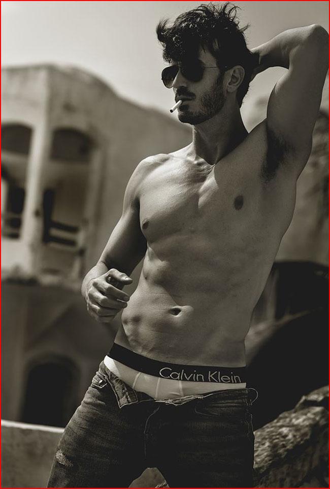 Бразильская модель Rodrigo Puertas