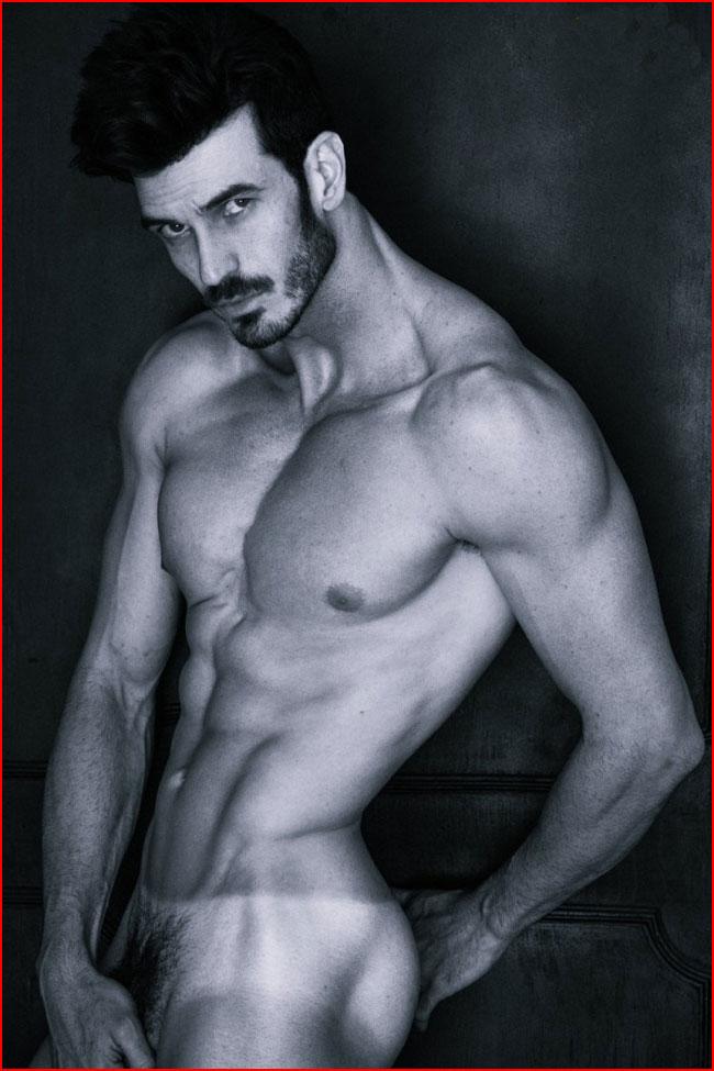 Бразильская модель Rodrigo Puertas  (гей блюсик 15935)