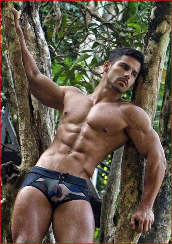 Тарзан  (гей блюсик 15946)