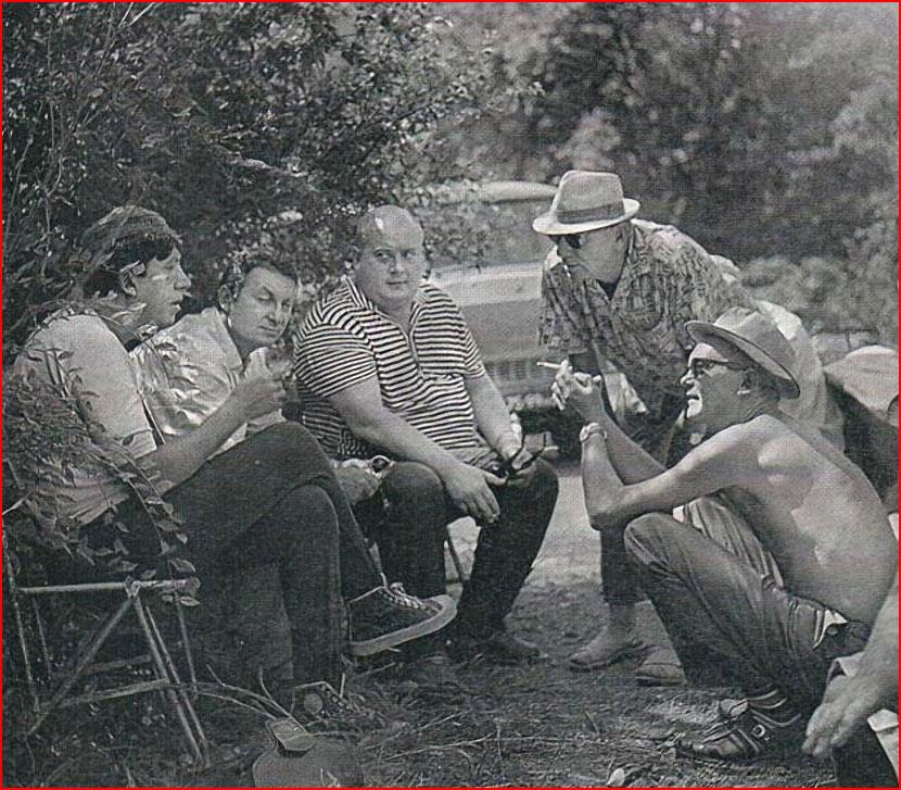 Трус, Балбес, Бывалый. Самое знаменитое советское кинотрио