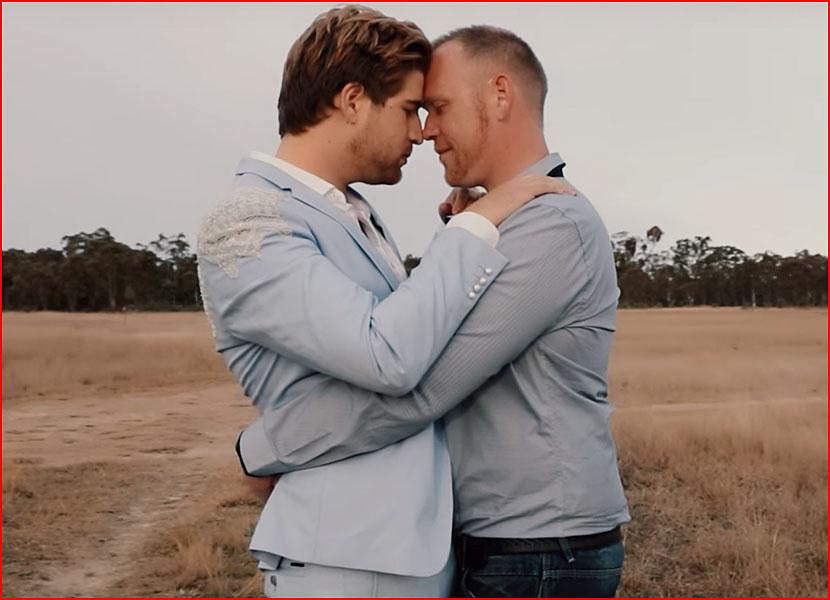 Eric & Luke (видео)  (гей блюсик 15964)