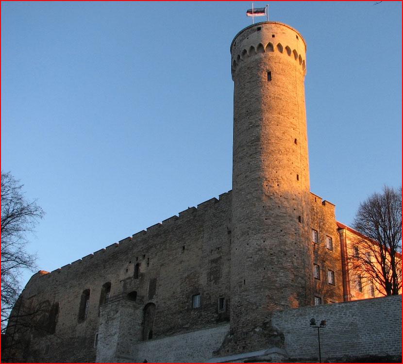 Зимний Таллин  (гей блюсик 16019)