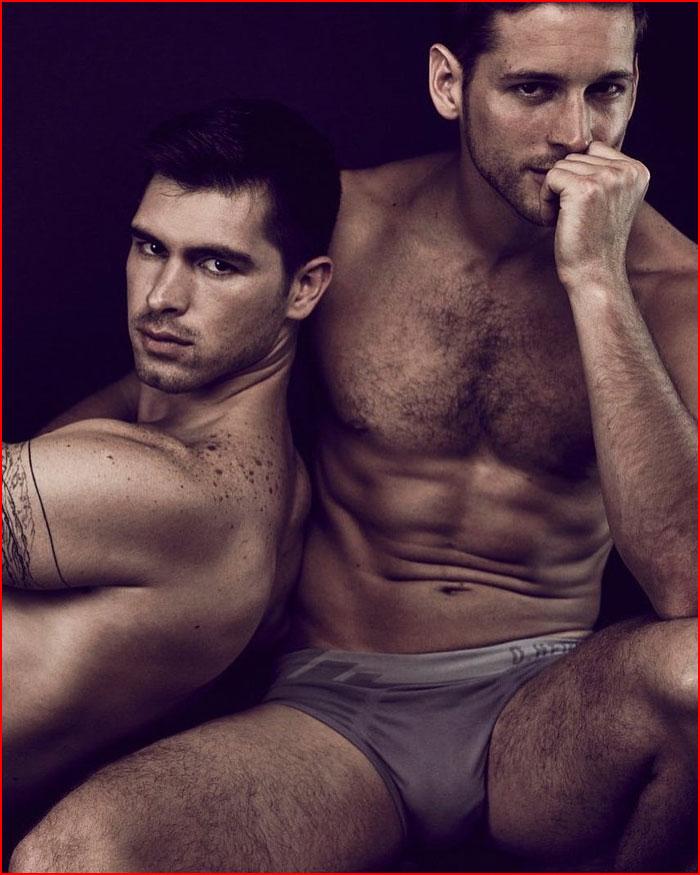 Двое  (гей блюсик 16064)