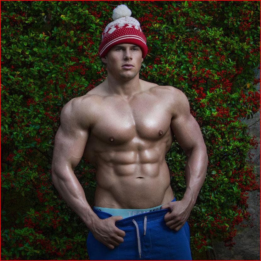 Спортсмен  (гей блюсик 16086)