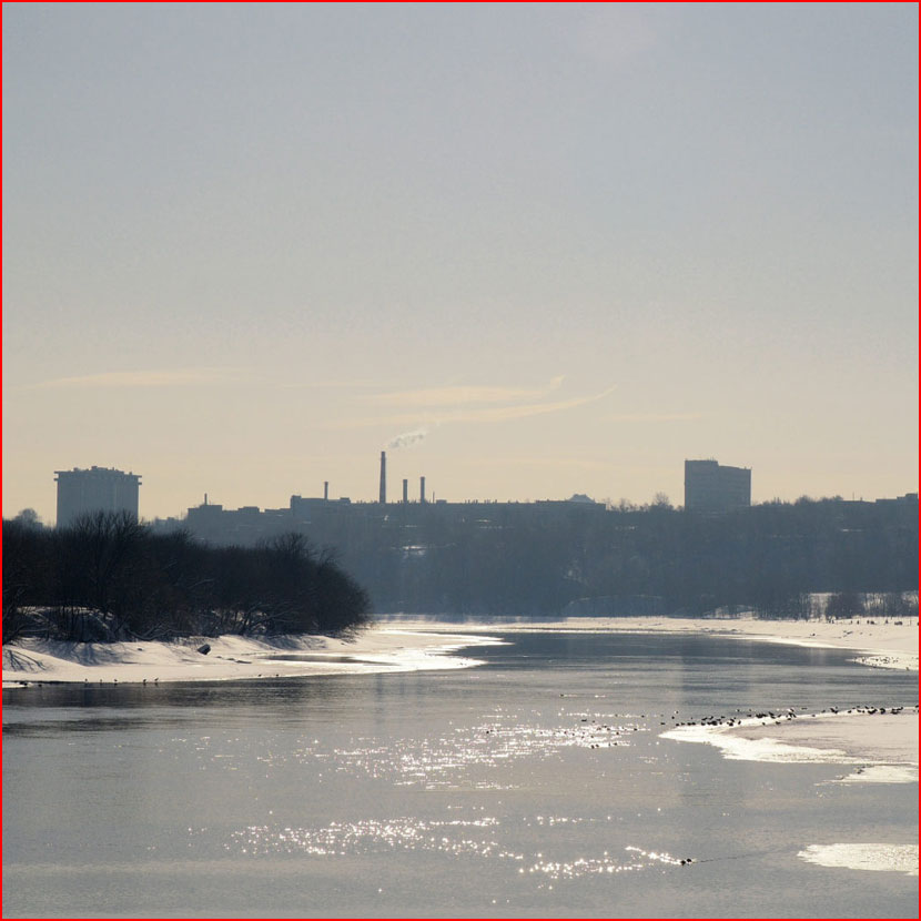 Заснеженное Коломенское  (гей блюсик 16119)