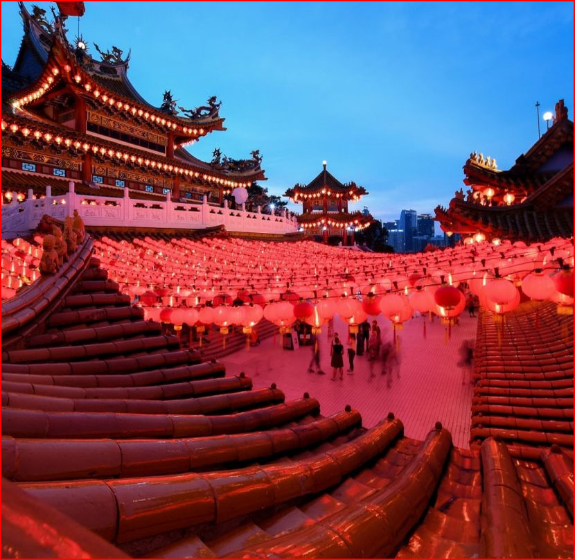 Китайский Новый 2018 год