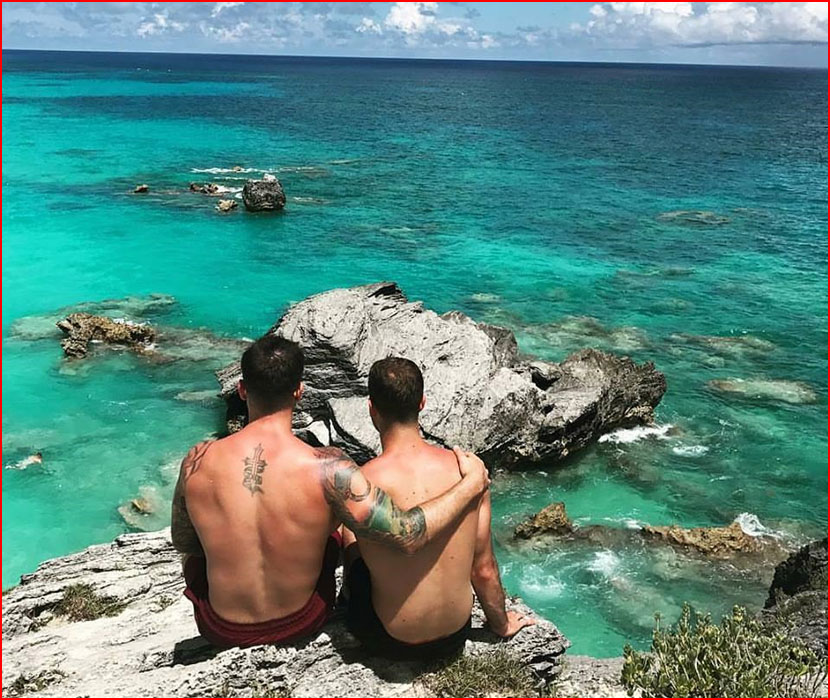 Море... парни...  (гей блюсик 16135)