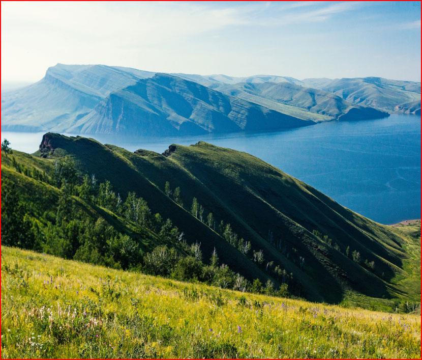 Путешествие по Красноярскому морю  (гей блюсик 16183)