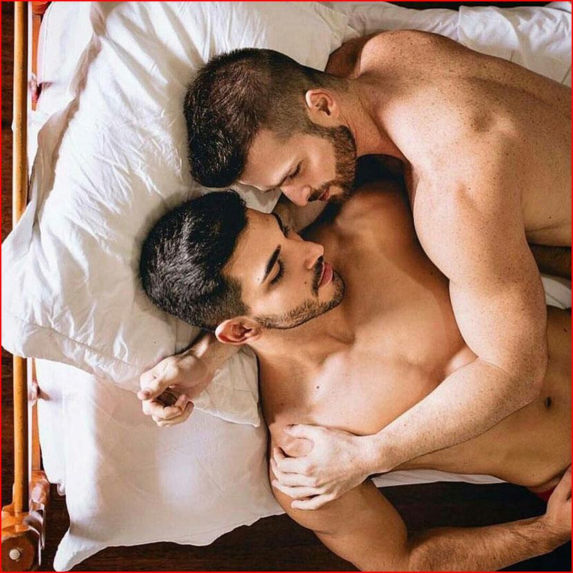 гея эротика два