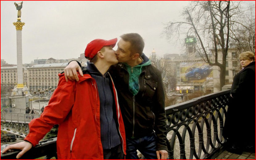 Мы вместе  (гей блюсик 16315)