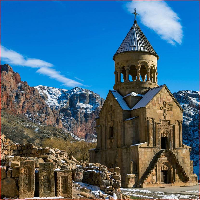 Армения: горы и монастыри  (гей блюсик 16331)